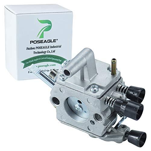POSEAGLE FS120 Carburetor for Stihl FS200 FS250 FS300 FS350 FS120R FS200R FS020 FS202 FS250R TS200 FR350 FR450 FR480 String Trimmer