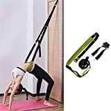 <span class='highlight'><span class='highlight'>GYFHMY</span></span> Yoga Waist Back Stretch Band Leg Stretcher, Multi-Purpose Exercise - Bend Assist Trainer Flexibility Stretching Strap for Dance, Gymnastics, Training