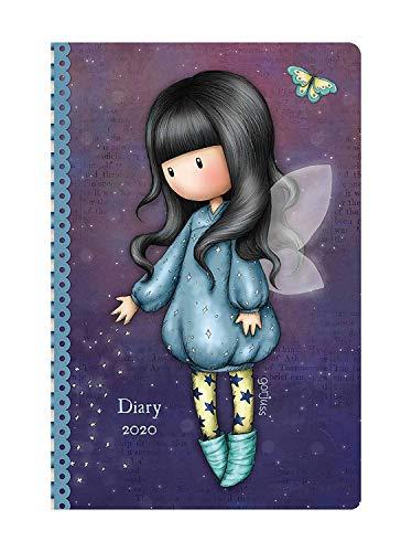 Santoro Gorjuss DIA145A - Agenda de bolsillo 2020 Bubble Fairy