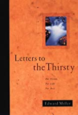 Image of Letters to the Thirsty by. Brand catalog list of Brand: WaterBrook Press.
