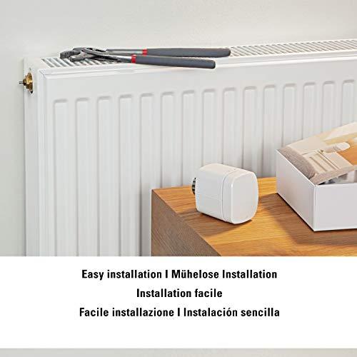 Eve Thermo : Vanne de radiateur intelligente 3