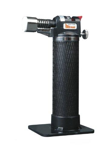 Power Probe PPMT Soplete de mano pequeño de Gas Butano Autonomía 120...