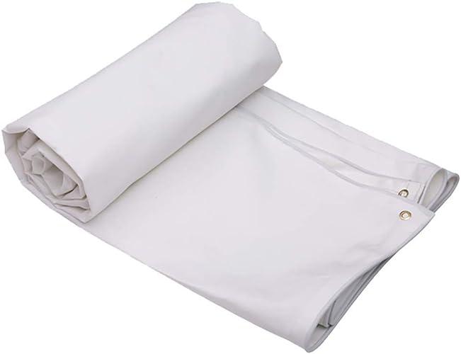 CFHJN Home Tente extérieure bache imperméable imperméable de bache de Toile imperméable de bache de Tissu (Couleur   A, Taille   4×3m)