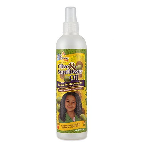 Sofn'Free n'Pretty Olive & Sunflower Oil Leave-In Detangler 12 oz Single by sofn'free