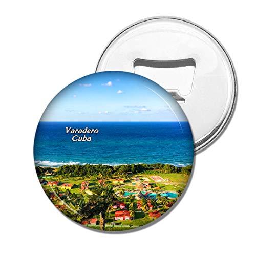 Weekino Varadero Beach Kuba Bier Flaschenöffner Kühlschrank Magnet Metall Souvenir Reise Gift
