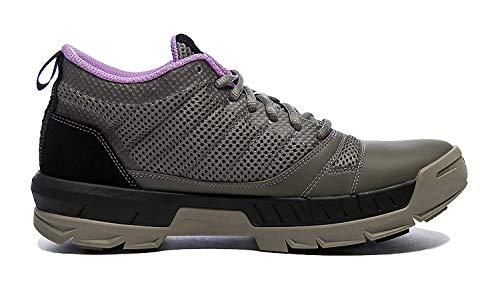 Grey/Purple Kujo Yardwear Garden Shoes - Women