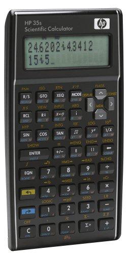 HP F2215AA - Calculadora científica (desconexión automática), Negro