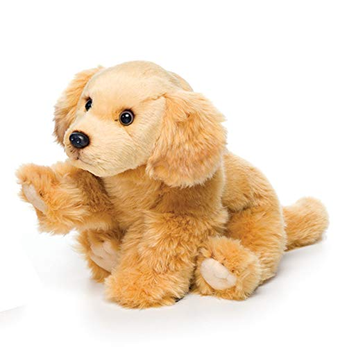 Nat and Jules Sitting Large Golden Retriever Dog Children's Plush Stuffed Animal Toy