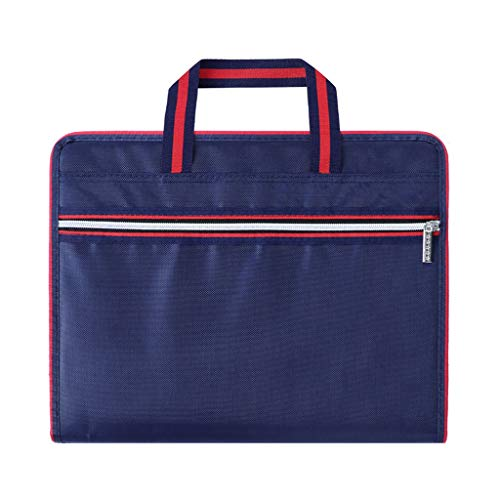 Amagogo Exacase Exactive Water and Moisture Proof Suitcase 13 Pouches - A Dark Blue