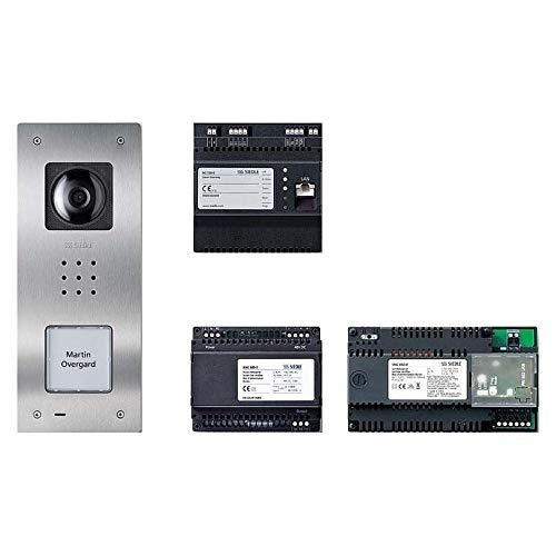 Siedle&Söhne Smart Gateway Set CVUSG 850 – 1 per citofono in casa e bus 4056138009800