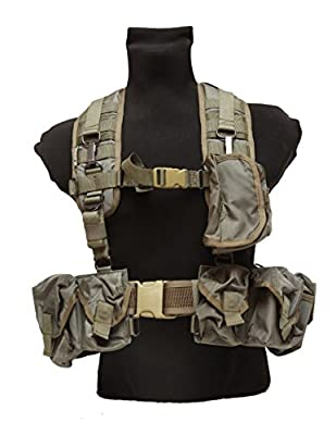 Russian spetsnaz SPOSN SSO Smersh SVD Dragunov sniper vest gear set