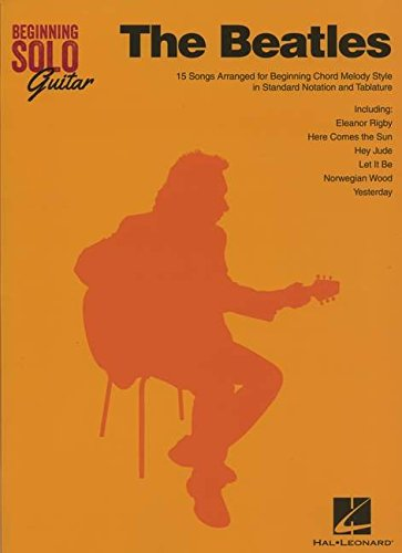 Beginning Solo Guitar: The Beatles: Noten für Gitarre