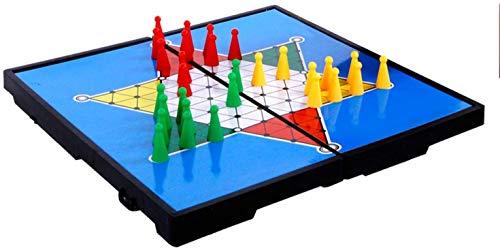 Halma Bordspel / Chinees Dammen Checkers ? Gezelschapsspel voor Kinderen en Volwassenen