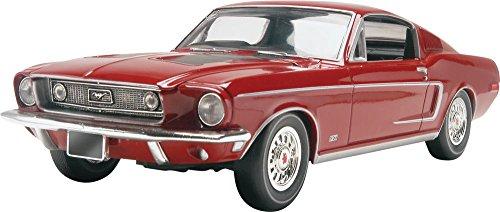 Revell – Echelle 1 : 25 Monogramme 1968 Mustang GT 2 en 1 Muscle Kit de modèle en Plastique