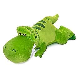 4. Disney Pixar Rex Cuddleez Large Plush Toy