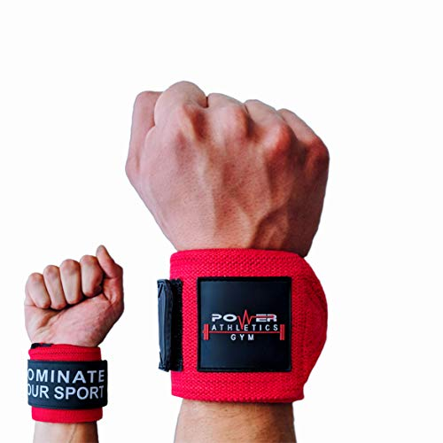 2x Sport Schweißband-Armband Tennis Squash Badminton Gym Fußball Wrist Bands ZP