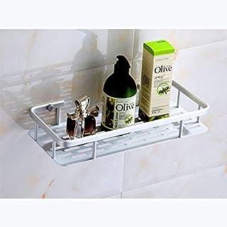 YF-SURINA Étagère de salle de bains d'étagère de caddy de douche, étagère de douche en aluminium durable, étagère de range...