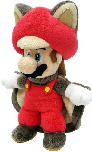 Nintendo Eichhörnchen Super Mario Plüsch, 819996013105, 25 cm