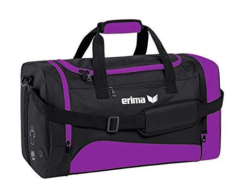 Erima Sporttasche Magenta/schwarz Gr. M
