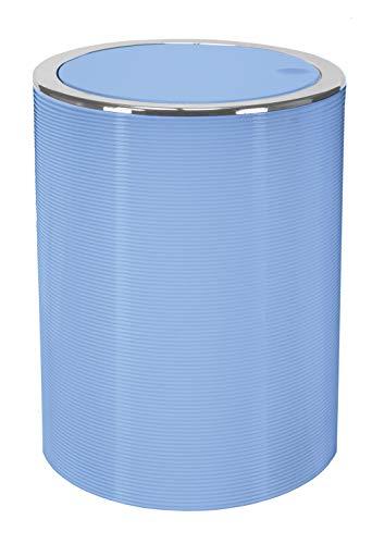 Kleine Wolke Trace Kosmetikeimer, Azur, 5 Liter