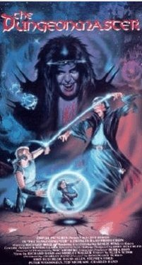 The Dungeonmaster [USA] [VHS]