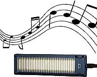 XnalLKJ レベルオーディオスペクトラムインジケータ、照明機能付き32ビットスペクトルサウンドレベルボイスコントロール、車の音楽スペクトルオーディオマイクピックアップ、DIYキット