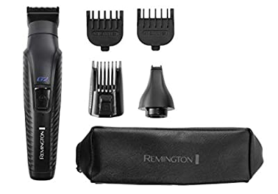 Remington Graphite G2 Multi-Grooming Kit, Electric Body, Detail and Beard Trimmer, PG2000 from Spectrum Brands UK Ltd