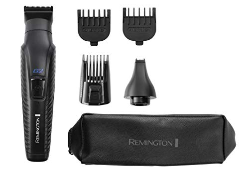 Remington Graphite G2 Multi-Grooming Kit, Electric Body, Detail and Beard...