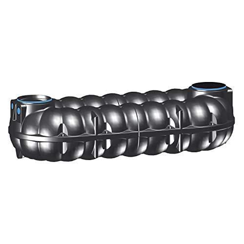 PREMIER TECH AQUA GmbH Zisterne 10000 Liter Regenwassertank NEO Solo ohne Deckel - 35 Jahre Garantie - TOPPREIS - Kunststoff, Kunststoffzisterne