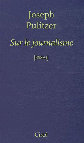 Sur le journalisme (Circe)