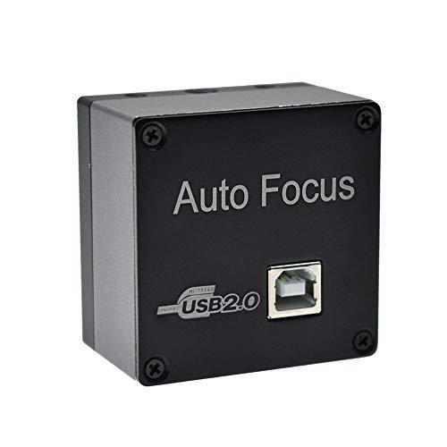 /G Cámara de microscopio de Enfoque automático de Video Industrial de 8MP Cámara de vigilancia USB2.0 con Unidad Libre Compatible con Control UVC