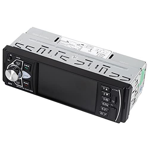 Duokon 4.1HD pantalla táctil Bluetooth manos libres llamada Coche Reproductor MP5 Reproducción de video Radio FM AUX TF Control remoto USB(sin control remoto de cámara y volante)