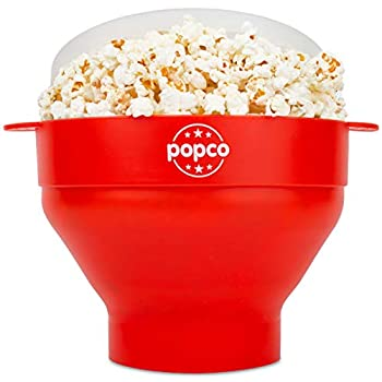 Best silicone popcorn popper microwave Reviews