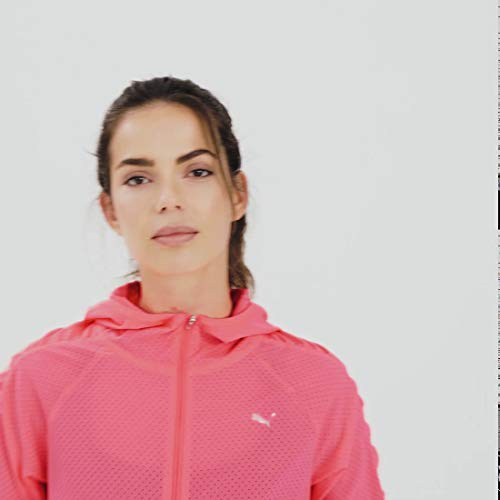 PUMA Damen Be Bold Woven Jacket Trainingsjacke, Ignite Pink, M