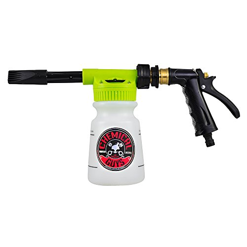 Chemical Guys ACC_326 – Torq Foam Blaster 6 Foam Wash Gun – The Ultimate Car Wash Foamer that...