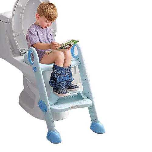 2 En1 Pot pour B/éb/é Si/ège De Toilette pour Enfant Amovible WC pour Enfants-Toilette Portable pour Les Voyages Et Les Enfants-Surface Antid/érapante-pour Les Enfants De Tous /Âges