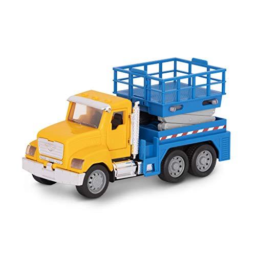 Driven WH1074Z Micro LKW mit Arbeitsbühne, Giallo E Blu