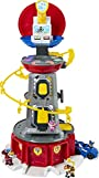 Paw Patrol, Mighty Lookout Tower with 4 Exclusive Bonus Action Figures, Toy Car, Lights and Sounds (Amazon Exclusive), Kids Toys for Ages 3 and up