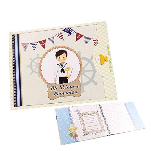 BodasOutlet Libro Firmas Primera Comunion Niño