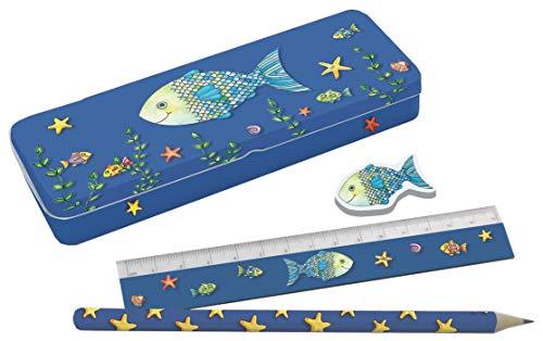 Dein Wunschfisch: Schreibset