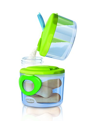 Chicco 00007657000000 Dosalatte in polvere System Easy Meal, 0m+
