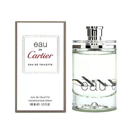 Eau de Cartier by Cartier 3.3 oz Eau de Toilette Spray