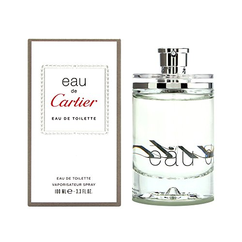 Eau De Cartier By Cartier For Women. Spray 3.3 Oz