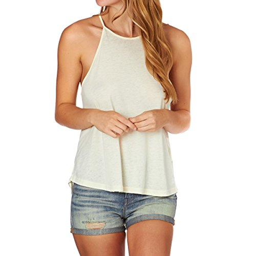 BILLABONG Essential Tank Point - Camiseta para Mujer, Color Cool WIP, Talla M