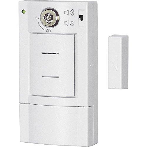 Pentatech DG6 95dB Weiß Alarm