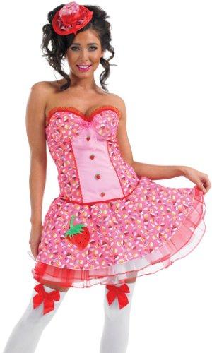 Disfraz de Pastelito rosa - L