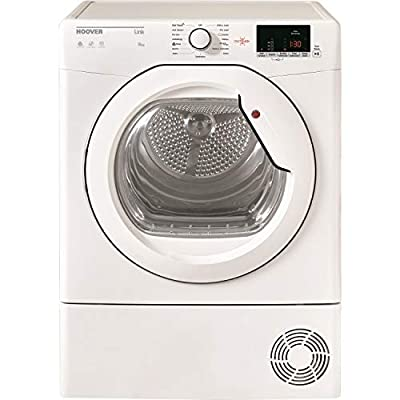 Hoover HLC8DCG Link 8kg Freestanding Condenser Tumble Dryer - White