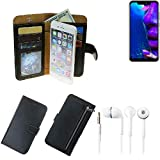 K-S-Trade Wallet case protective pocket for Allview Soul X5