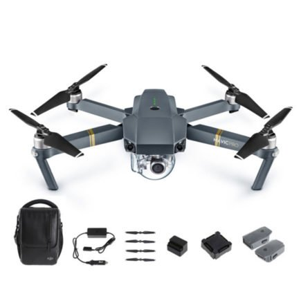 DJI Mavic Pro with Fly More Combo