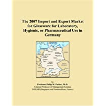 The 2007 Import and Export Market for Glassware for Laboratory, Hygienic, or Pharmaceutical Use in Germany
